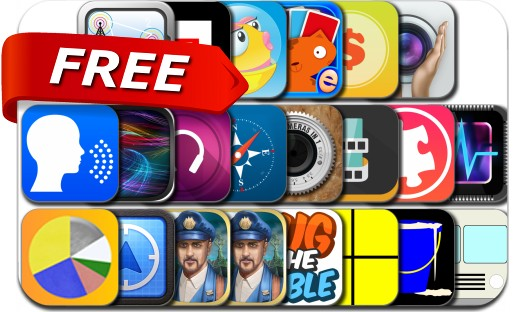 iPhone & iPad Apps Gone Free - June 30, 2014