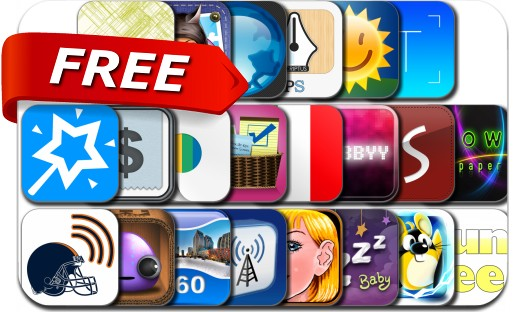 iPhone & iPad Apps Gone Free - September 16