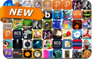 Newly Released iPhone and iPad Apps - November 25
