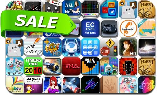 iPhone & iPad App Price Drops - January 9