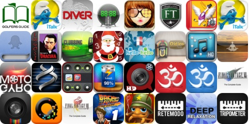 iPhone and iPad Apps Gone Free - February 10 Roundup