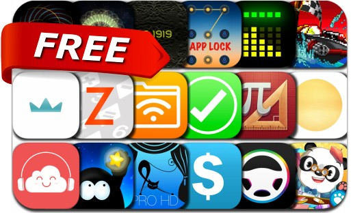 iPhone & iPad Apps Gone Free - April 27, 2017
