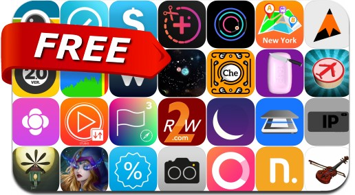 iPhone & iPad Apps Gone Free - February 17, 2020