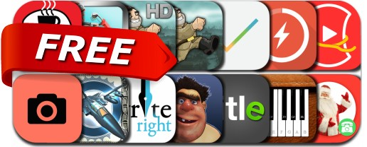 iPhone & iPad Apps Gone Free - December 4, 2015