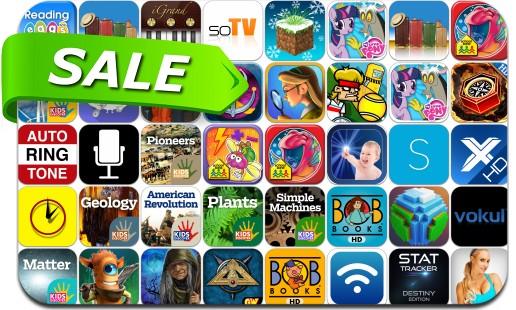 iPhone & iPad App Price Drops - January 1, 2015