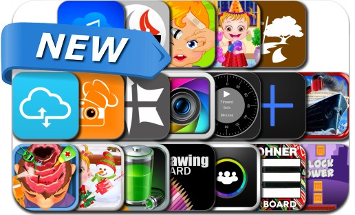 Newly Released iPhone & iPad Apps - January 13