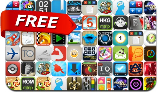 iPhone & iPad Apps Gone Free - August 29