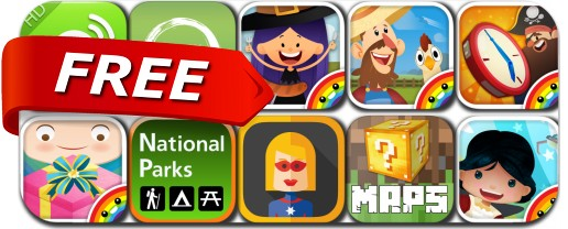 iPhone & iPad Apps Gone Free - March 5, 2016