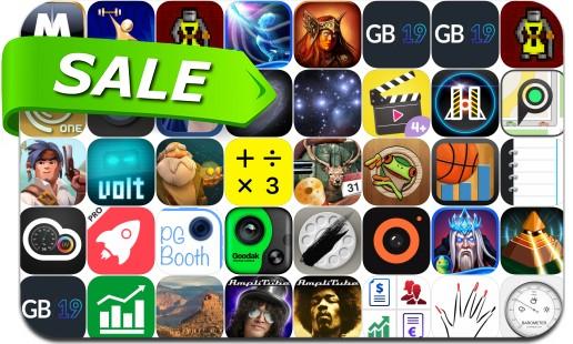 iPhone & iPad App Price Drops - December 3, 2018