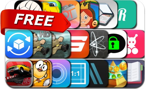 iPhone & iPad Apps Gone Free - August 28, 2015