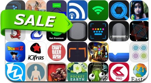 iPhone & iPad App Price Drops - October 24, 2015