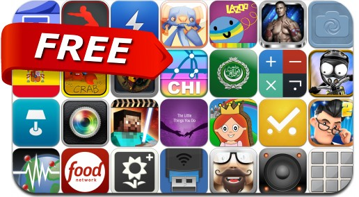 iPhone & iPad Apps Gone Free - November 3