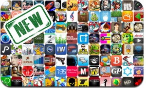 Newly Released iPhone and iPad Apps - October 12