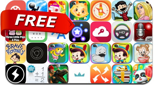 iPhone & iPad Apps Gone Free - June 10, 2017
