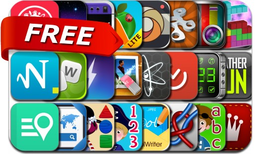 iPhone & iPad Apps Gone Free - September 12, 2014