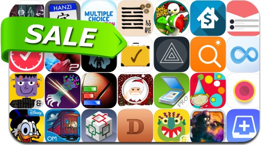 iPhone & iPad App Price Drops - December 7, 2016