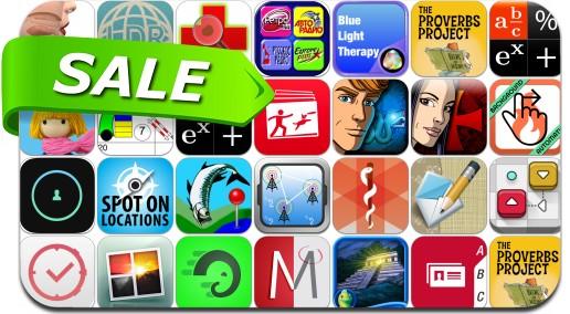 iPhone & iPad App Price Drops - November 5, 2014