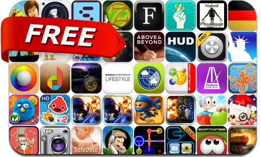 iPhone & iPad Apps Gone Free - March 9