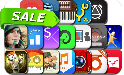 iPhone & iPad App Price Drops - July 20, 2014