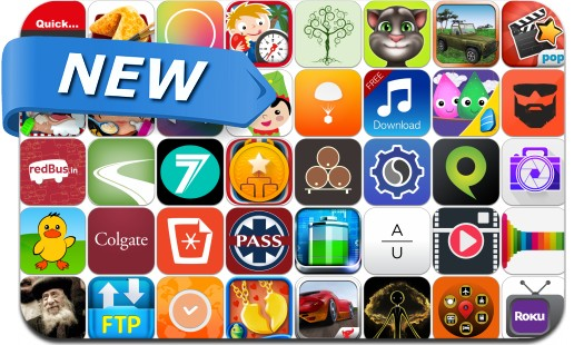 Newly Released iPhone & iPad Apps - November 14