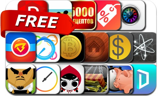 iPhone & iPad Apps Gone Free - July 29, 2014