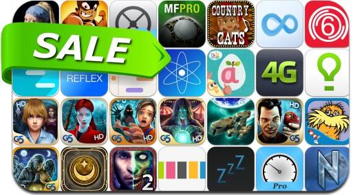 iPhone & iPad App Price Drops - October 27, 2014