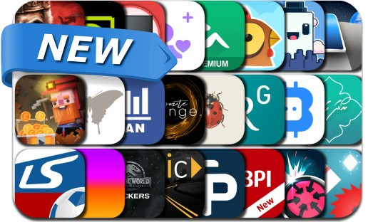Newly Released iPhone & iPad Apps - May 17, 2018