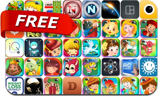 iPhone & iPad Apps Gone Free - September 14, 2014