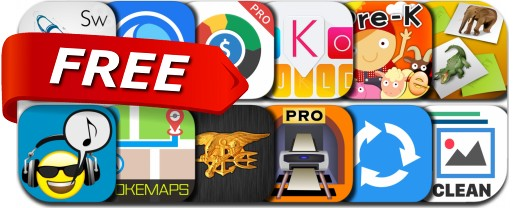 iPhone & iPad Apps Gone Free - August 13, 2016