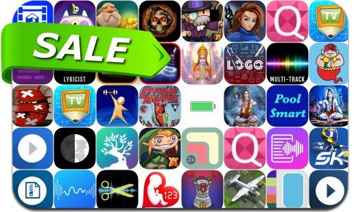 iPhone & iPad App Price Drops - June 7, 2021