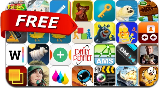 iPhone & iPad Apps Gone Free - May 27, 2015