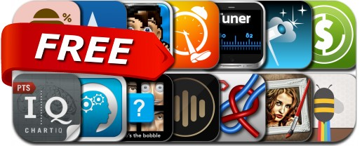 TEMP iPhone & iPad Apps Gone Free - January 19
