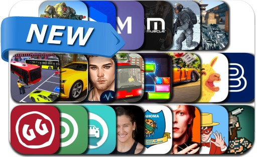 Newly Released iPhone & iPad Apps - January 9, 2019