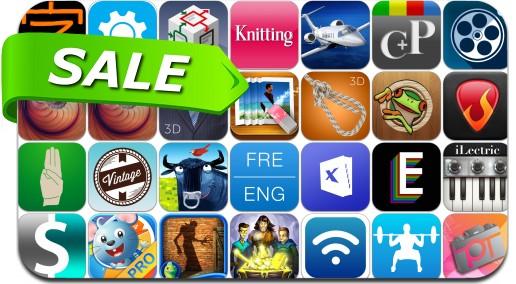 iPhone & iPad App Price Drops - April 9, 2015