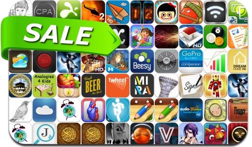 iPhone & iPad App Price Drops - July 9