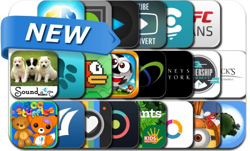 Newly Released iPhone & iPad Apps - April 22, 2014