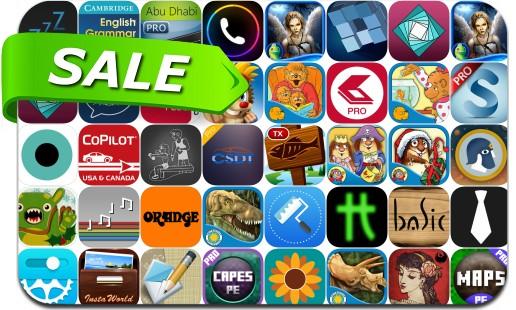 iPhone & iPad App Price Drops - March 15, 2016