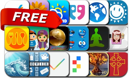 iPhone & iPad Apps Gone Free - March 16, 2015