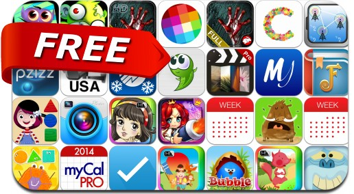 iPhone & iPad Apps Gone Free - October 31, 2014