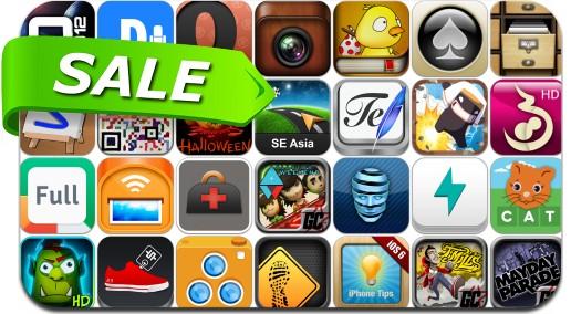 iPhone & iPad App Price Drops - September 10