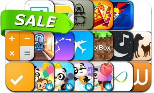 iPhone & iPad App Price Drops - August 24, 2017