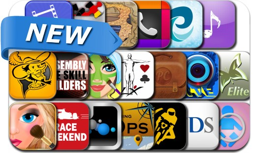 Newly Released iPhone & iPad Apps - May 27