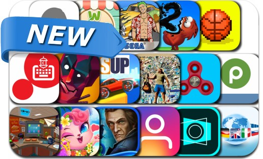 Newly Released iPhone & iPad Apps - June 2, 2017