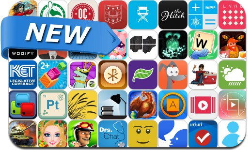 Newly Released iPhone & iPad Apps - January 10