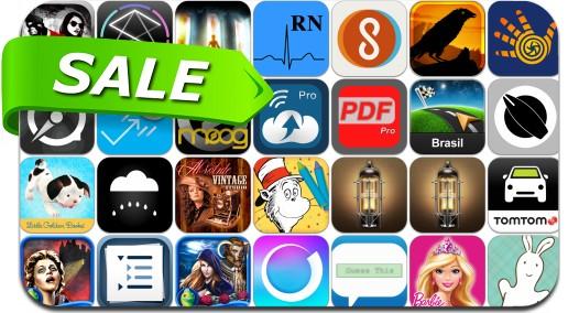 iPhone & iPad App Price Drops - July 30, 2014