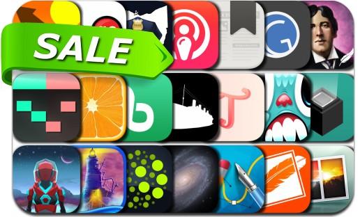 iPhone & iPad App Price Drops - May 23, 2018