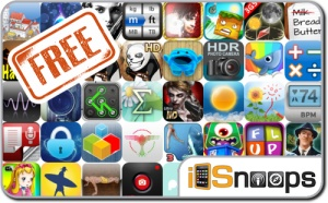 iPhone and iPad Apps Gone Free - June 7