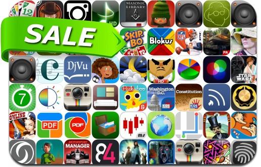iPhone & iPad App Price Drops - July 3, 2015