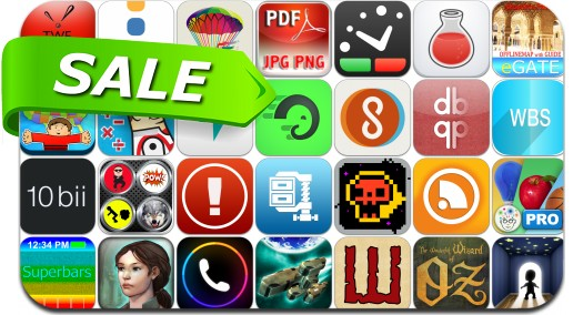 iPhone & iPad App Price Drops - June 24, 2014