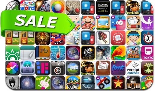 iPhone & iPad App Price Drops - July 20